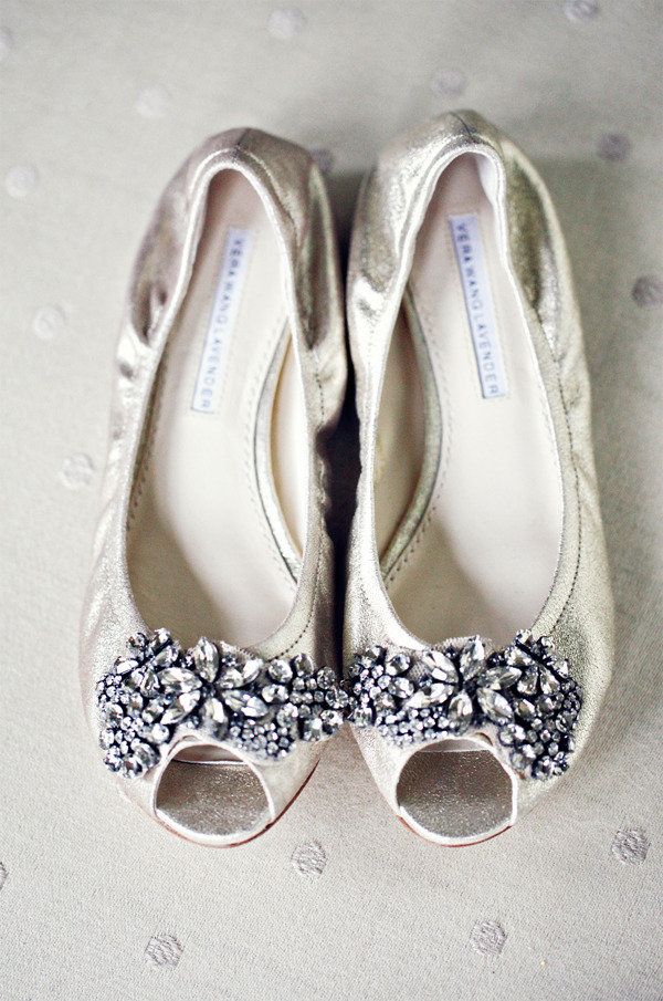 Wedding Dresses With Flats : Fashion beauty glamour wedding inspiration vera wang flats