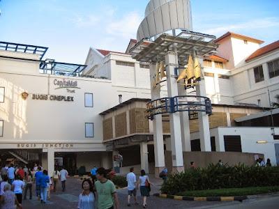 Kenyamanan Menginap Hotel Murah di Bugis Singapore