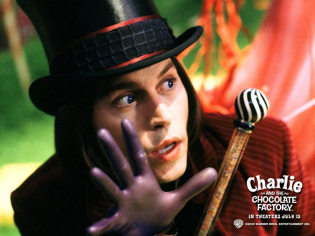 Willy WonkaWilly Wonka Johnny Depp