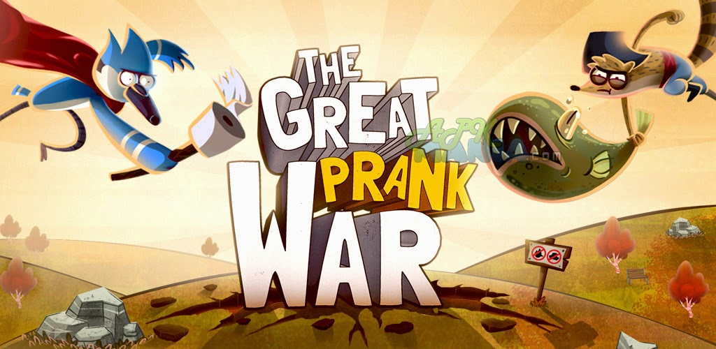 Download The Great Prank War Apk + Data