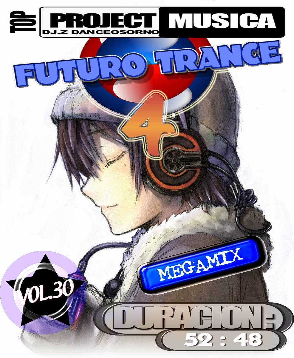 MEGAMIX - FUTURO TRANCE VOL.4