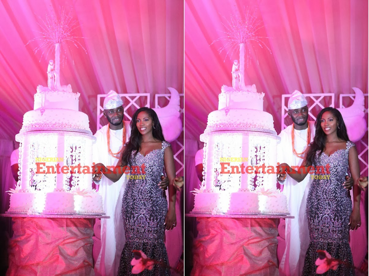 StuntStar Blog: Wedding Report: Tiwa Savage's Traditional Wedding Gulps  N30Million