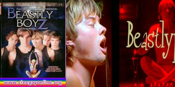 Beastly Boyz, película