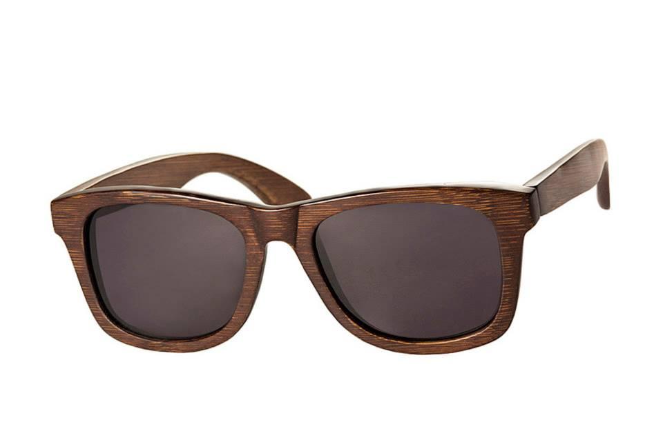 Occhiali in legno wewood