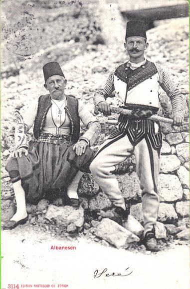 Albanesen