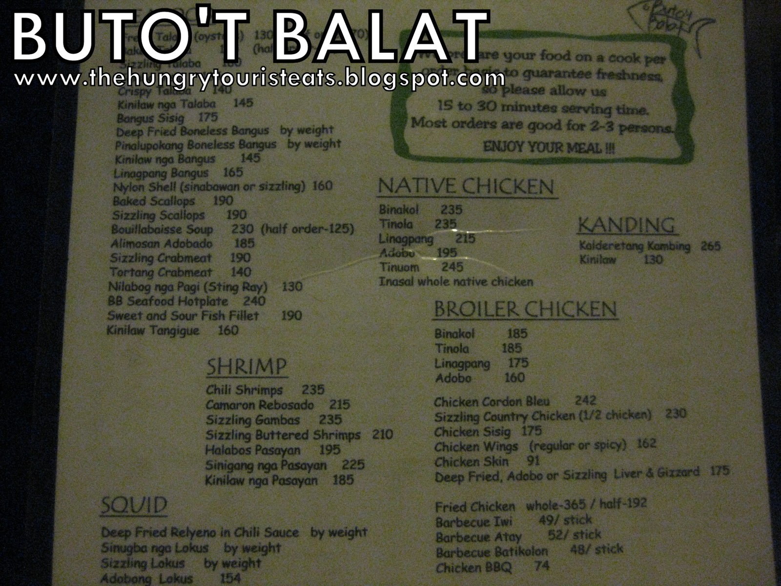 buto t balat Among the regions in the philippines, bicol has the worst case of malnutrition, with four out of 10 children considered as malnourished in this documentary, kara david went to mercedes, camarines norte to find out how families feed their children on a daily basis despite earning insufficient money.