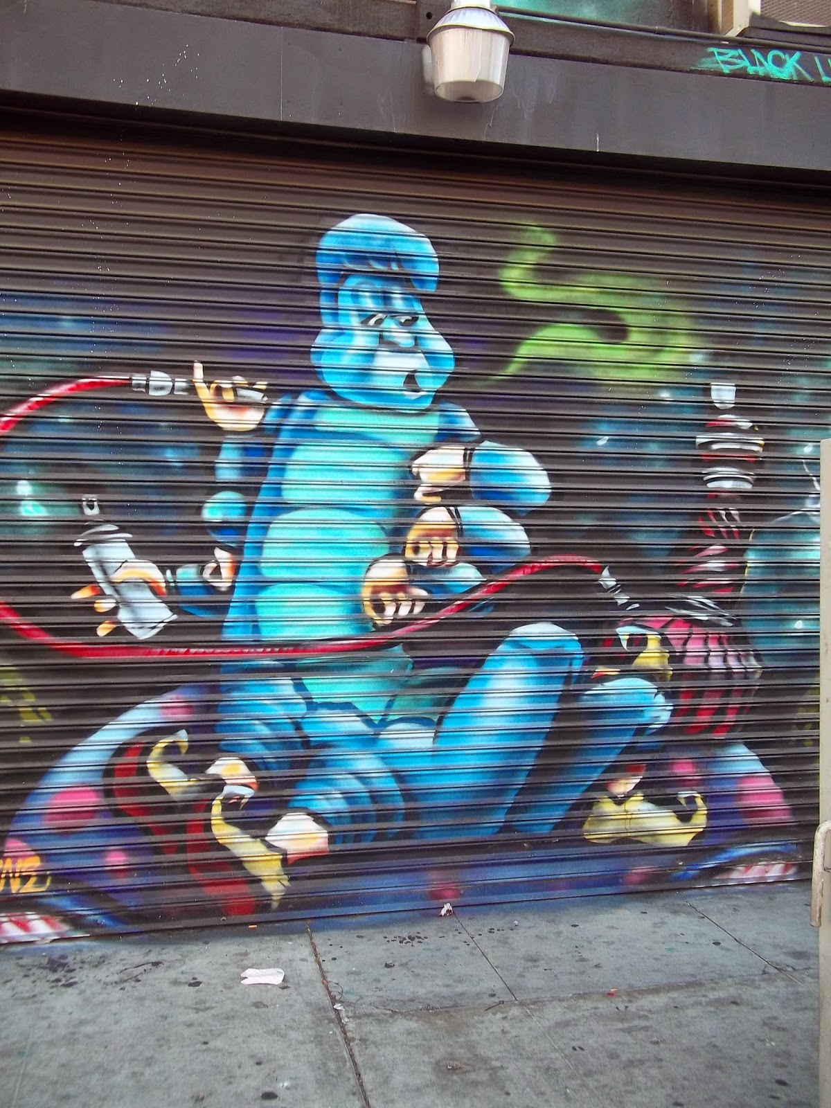 a magical whimsy a trip to downtown los angeles art district the hooka smoking caterpillar