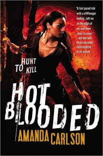 Hot Blooded by Amanda Carlson (Jessica McClain #2)