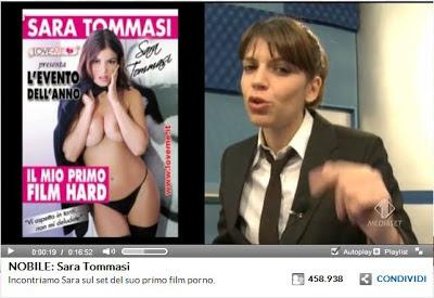 Sara Tommasi, le iene e il grande complotto drogata prima del film porno VIDEO INTEGRALE