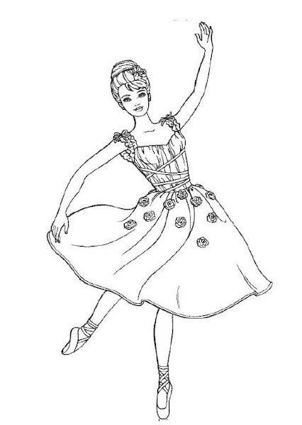 Art Coloring Pages Uncolored