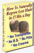 If you would like to stop your hair loss and regrow most if not all of your lost hair, then this is without question the most important letter you'll ever read.  Grow hair all over your head. Fill in bald spots, thinning hair, and receding hairlines.  HERE'S WHY! Most hair loss is NOT genetic. The reason most of you reading this are losing hair is because your hair follicles are trapped and blocked off from vital blood supplies that are needed to nourish their development. Your hair is literally being starved to death.