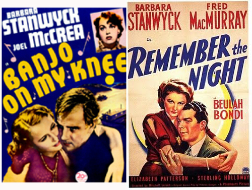 Movie remember the night