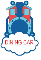 Dining Car Sign