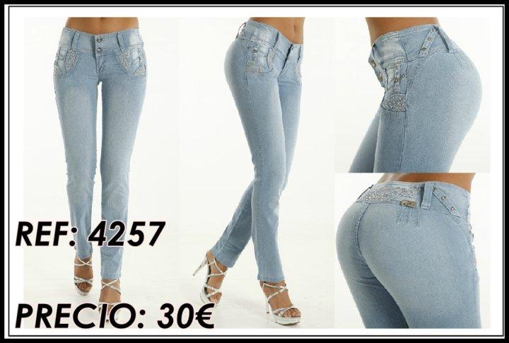 Pantalones Colombianos Economiicos