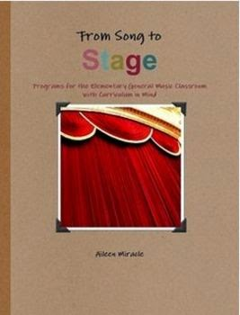 From Song to Stage - Aileen Miracle
