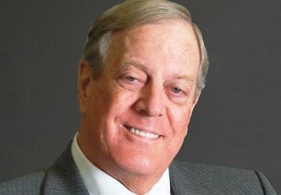 David Koch orang terkaya di dunia