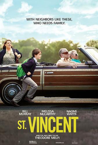 St. Vincent (BRRip 720p Dual Latino / Ingles) (2014)