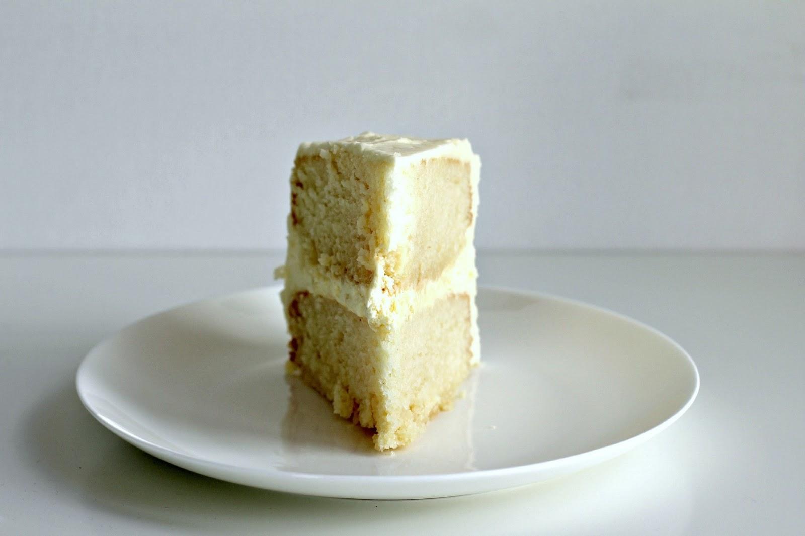 Milk and Honey: White Cake