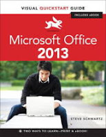 Microsoft Office 2013: Visual QuickStart Guide
