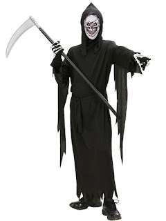 Halloween Kostume Manden