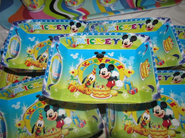 Mickey Mouse Decoracion Fiesta ~ Etiquetas fiestas de Mickey Mouse , fiestas infantiles medellin