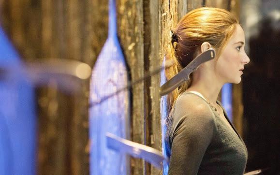 Divergent Movie Beatrice 0k