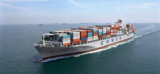 Comercio maritimo y economia