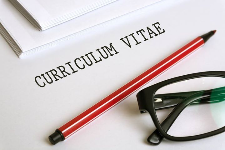 Curriculum Vitae della dott.ssa Lucia Fusco