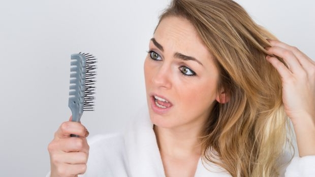 Rambut Rontok Bikin Galau ? Atasi Dengan Bahan Dapur Ini
