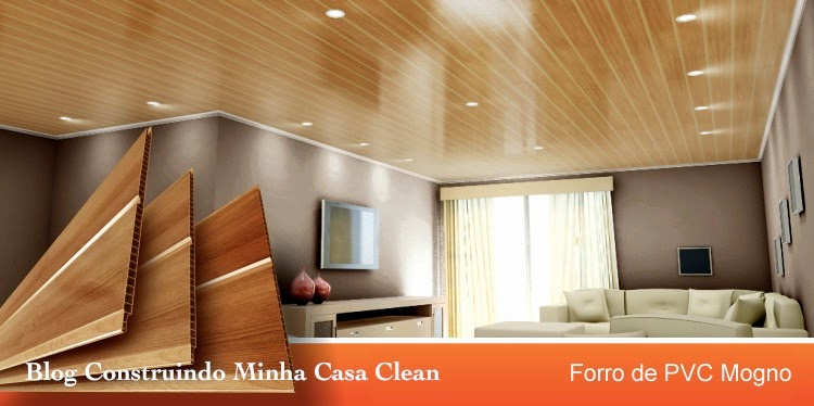 Artesanato Sustentavel No Tocantins ~ Construindo Minha Casa Clean Tipos de Lajes, Tetos e Forros! Qual Escolher?