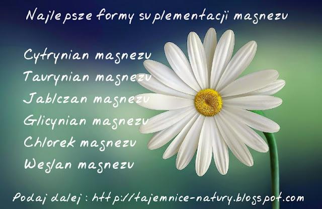 Najgorsze suplementy magnezu