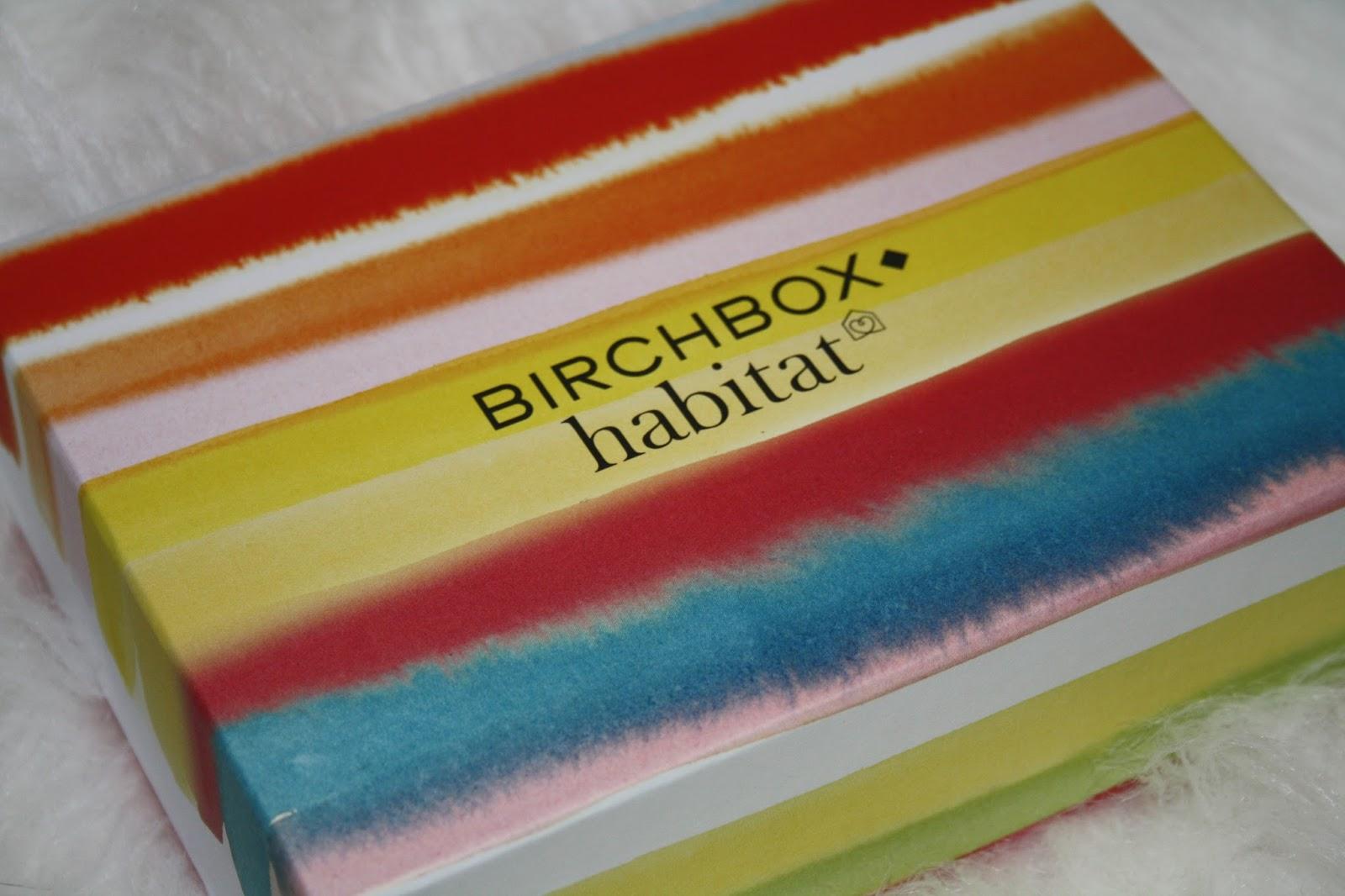 Birchbox Habitat Box
