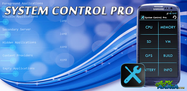System Control Pro v1.4.0 APK