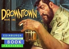 Drowntown @ Edinburgh International Book Festival