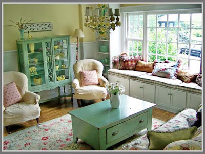Shabby Chic characteristic