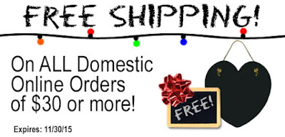 Free Shipping at Real Slates