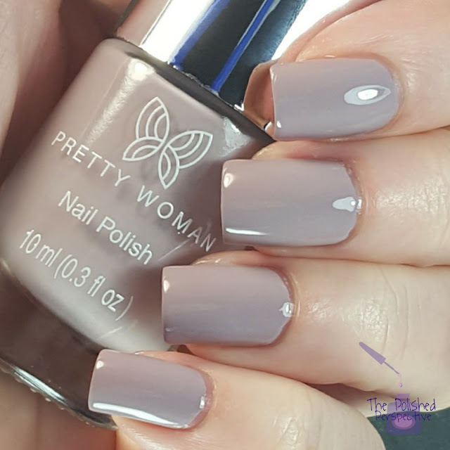 Pretty Woman Cherry Bean swatch