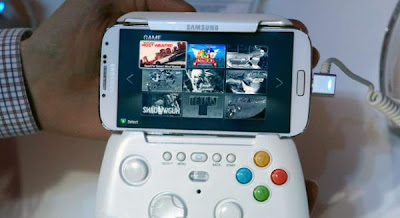 Gamepad Samsung galaxy s4