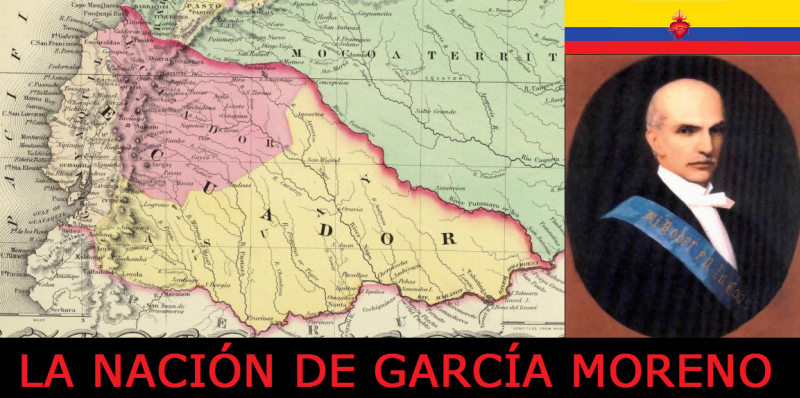 La Nación de García Moreno