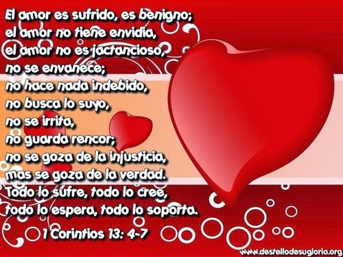 El verdadero Amor, el Amor de Dios