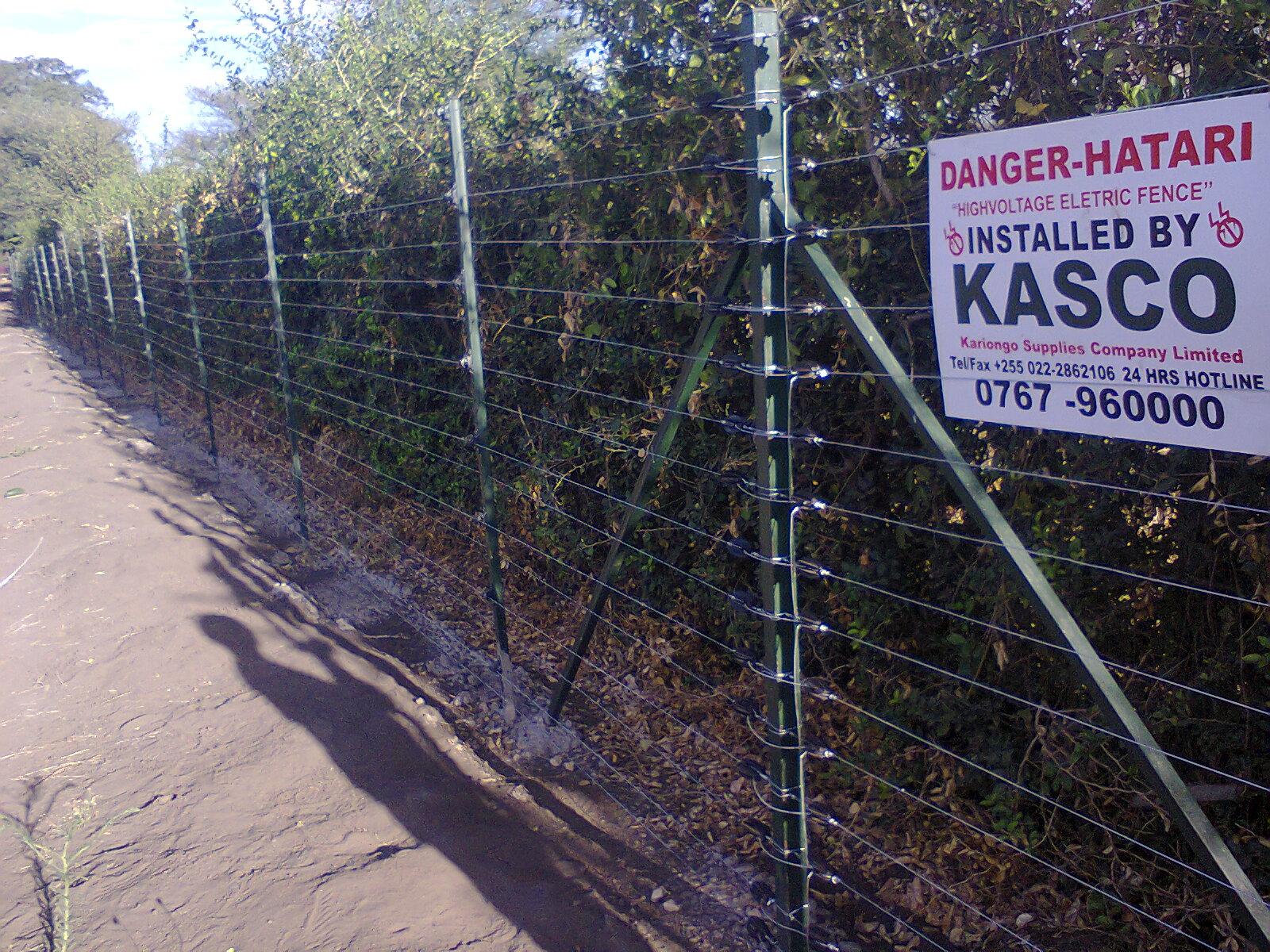 KARIONGO SUPPLIES CO LTD (KASCO): July 2012