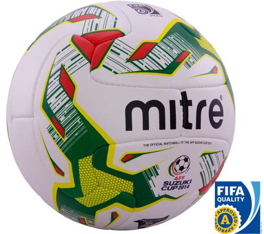 Bola Soccer produk Mitre dapat dibeli melalui mitre.co.id situs belanja online perlengkapan futsal dan bola.