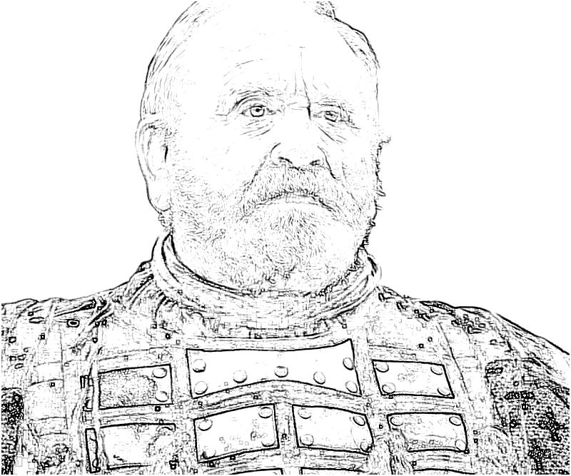 Game Of Thrones Jeor Mormont Handsome