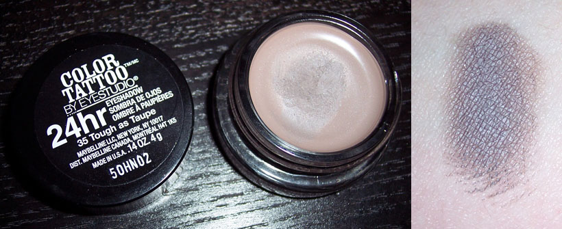 Monroe misfit makeup beauty blog review fotd for Over moisturized tattoo