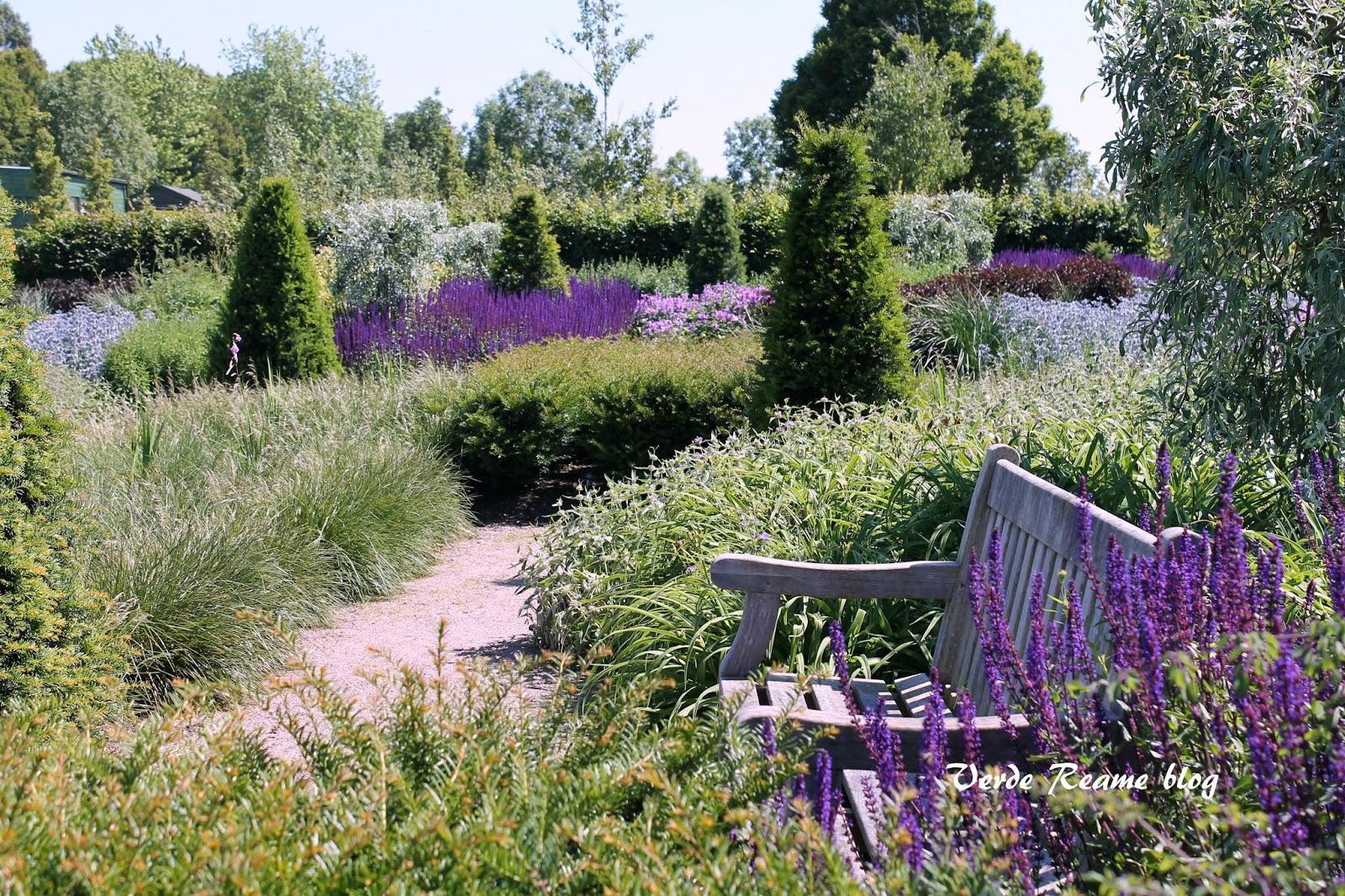 Verde reame nel circuito dei giardini della rhs hyde hall for Giardini inglesi