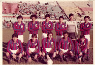 Club Cerro Porteño - Paraguay 1982/1985