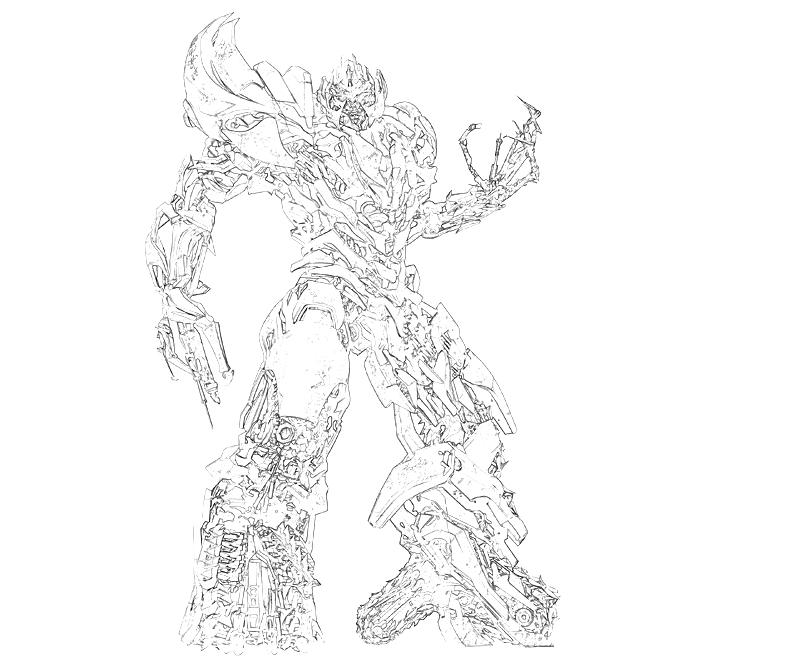 transformers fall of cybertron megatron profil mario
