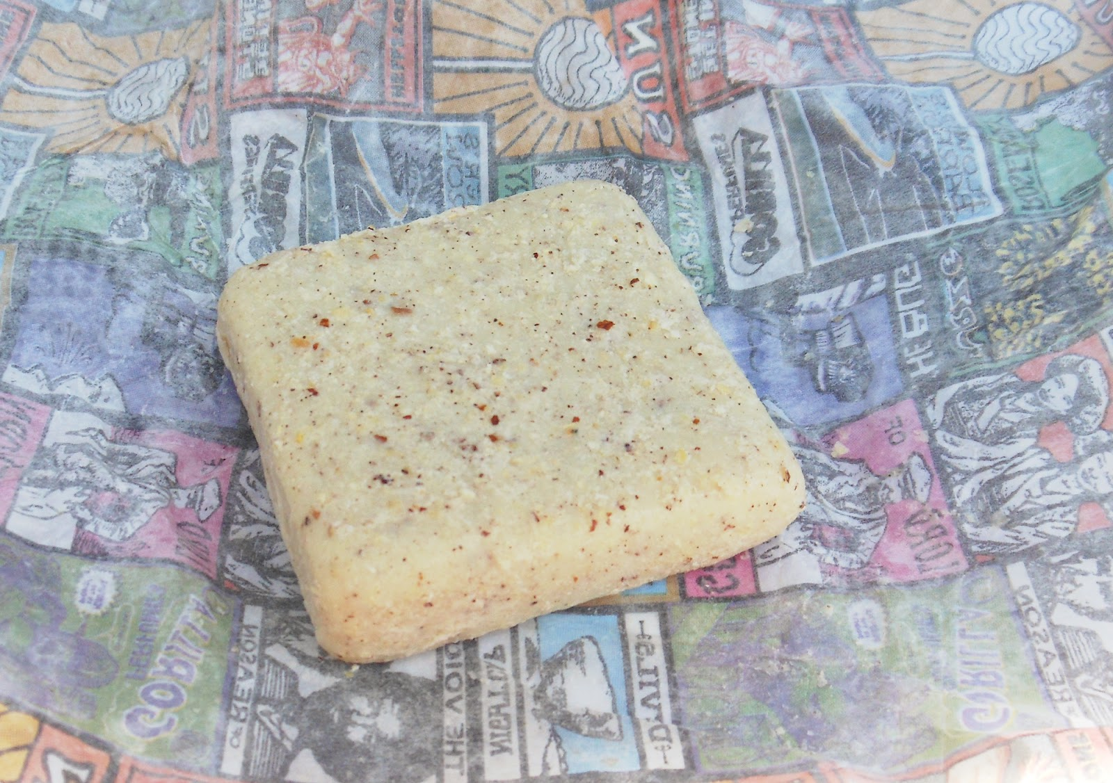 LUSH Haul: Solid shampoo, Herbalism and more....