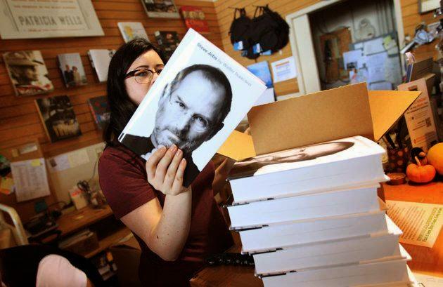 Phần 3: Steve Jobs -  Những người gây ảnh hưởng