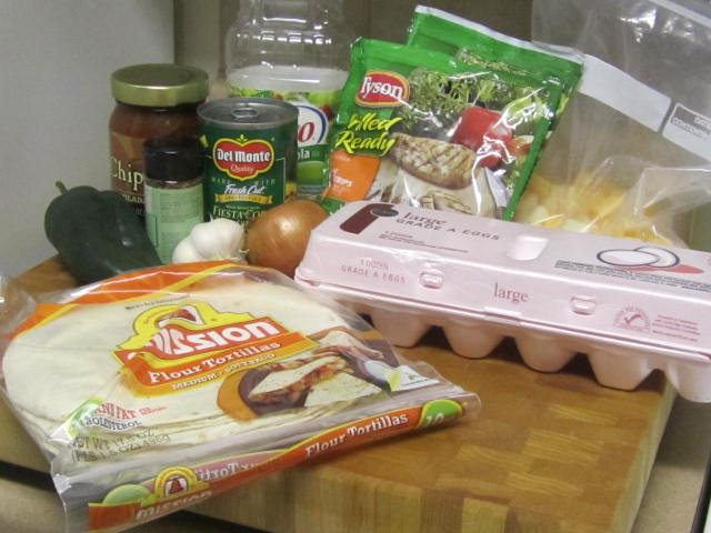 Recipe yields food for juicing processor cuisinart
